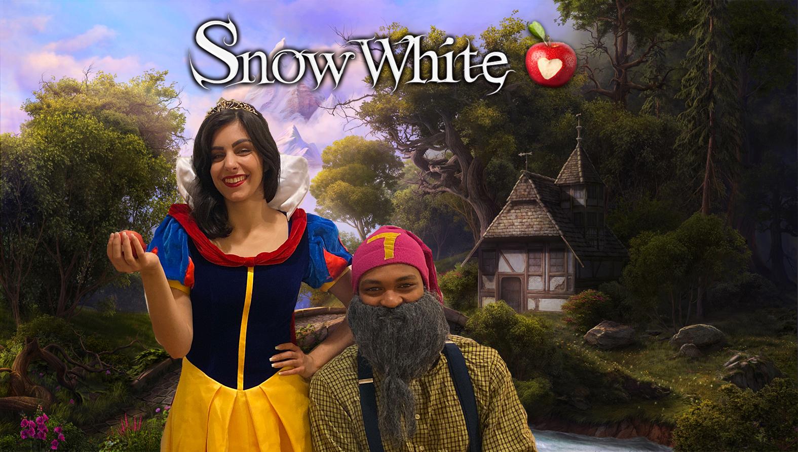 Galli's: Snow White at Galli Theater