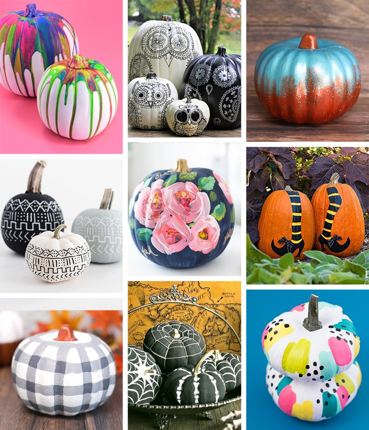 CANCELED IN PERSON Mini Pumpkin Decorating at Teen Center at the Patchogue-Medford Carnegie Library