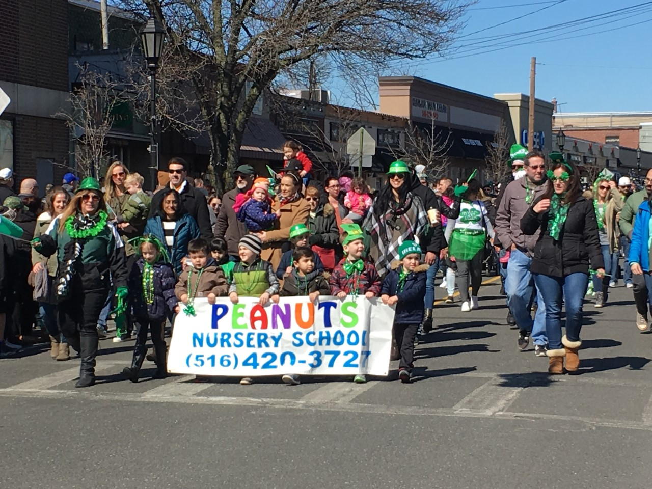 Farmingdale's 8th Annual St. Patrick's Day Parade at Northside Elementary School