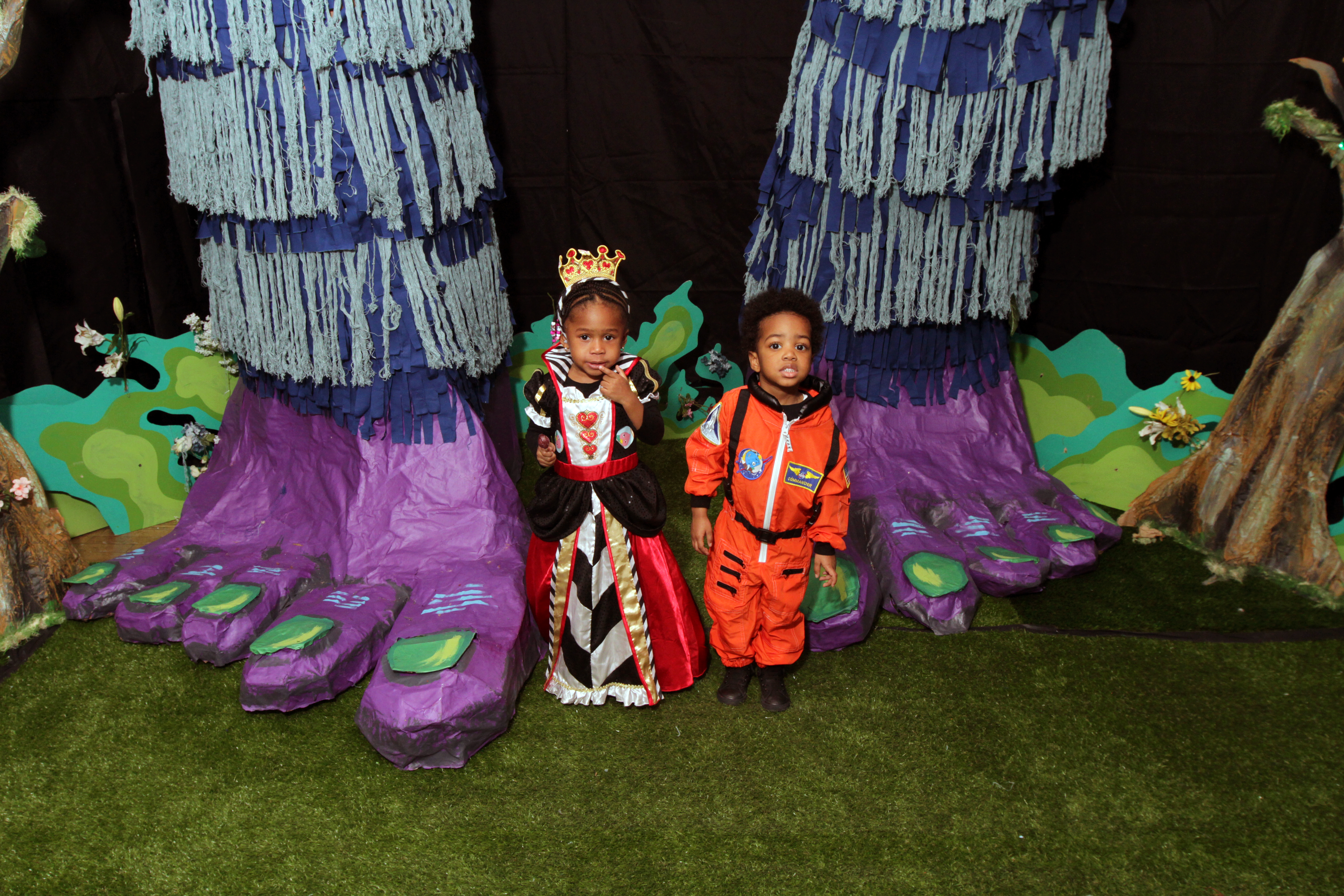 Spooktacular: Out of this World's Fair! at Queens Museum