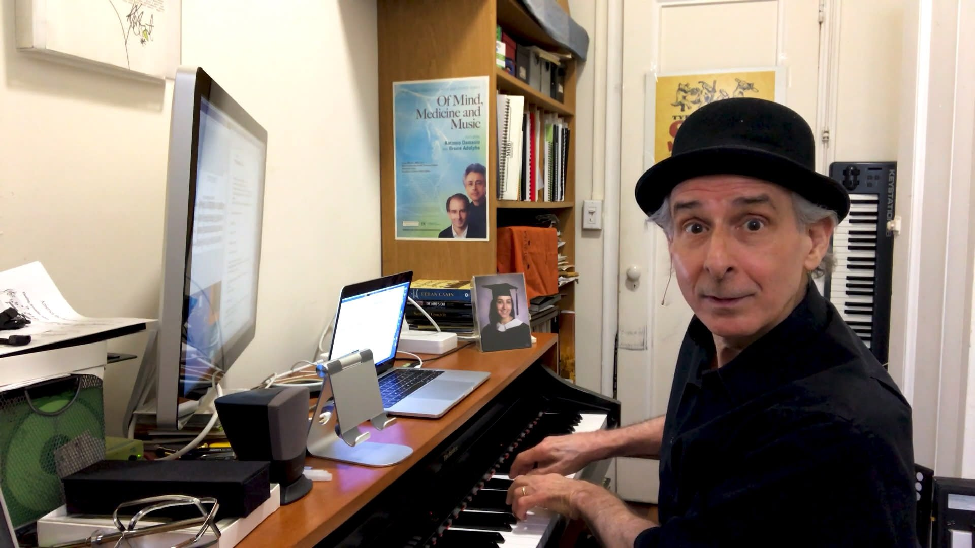 ONLINE Inspector Pulse@Home: Inspector Pulse Takes a Rest! at Chamber Music Society