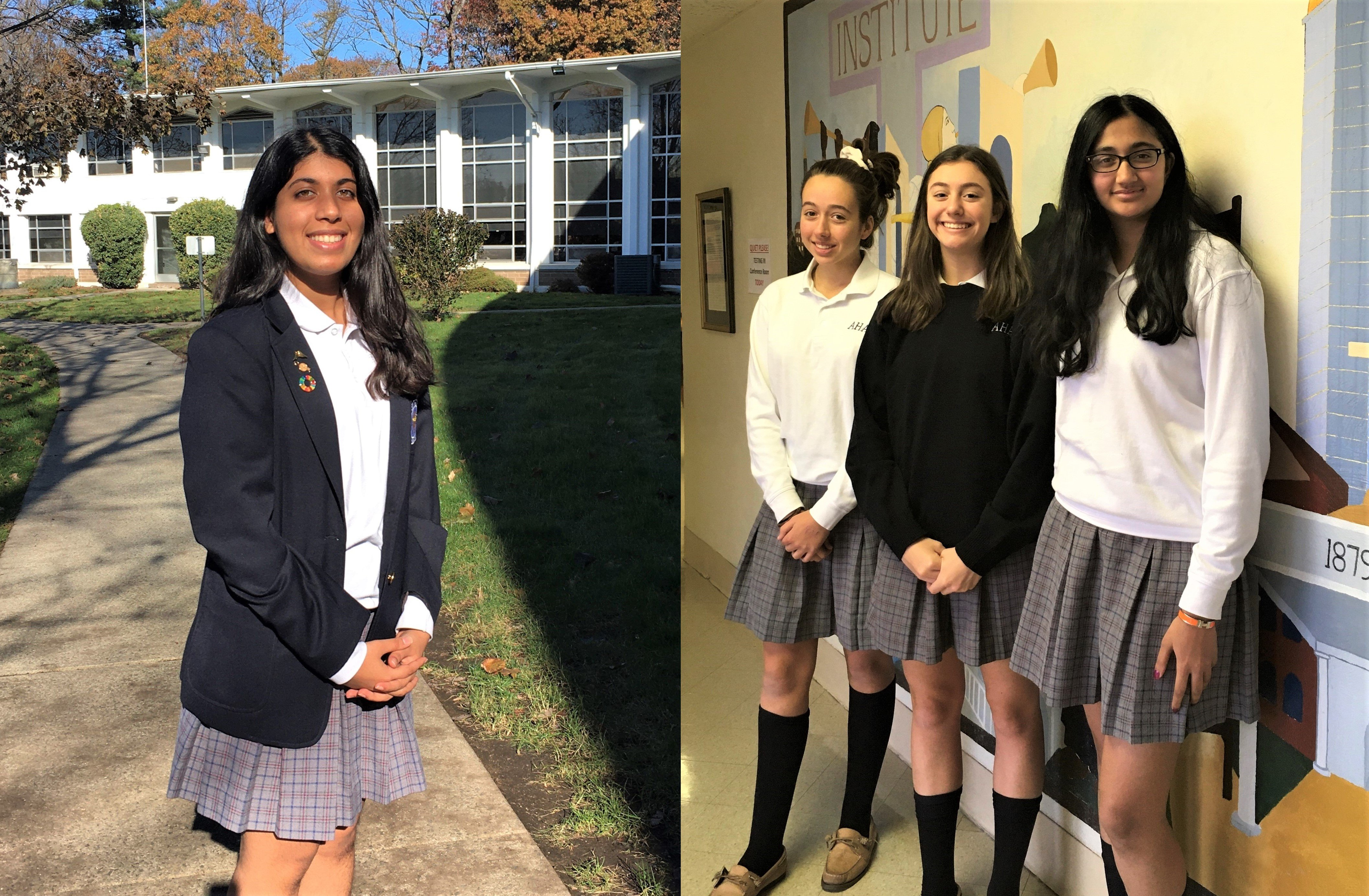 Academy of Holy Angels Names 2020 HOBY Representative Students