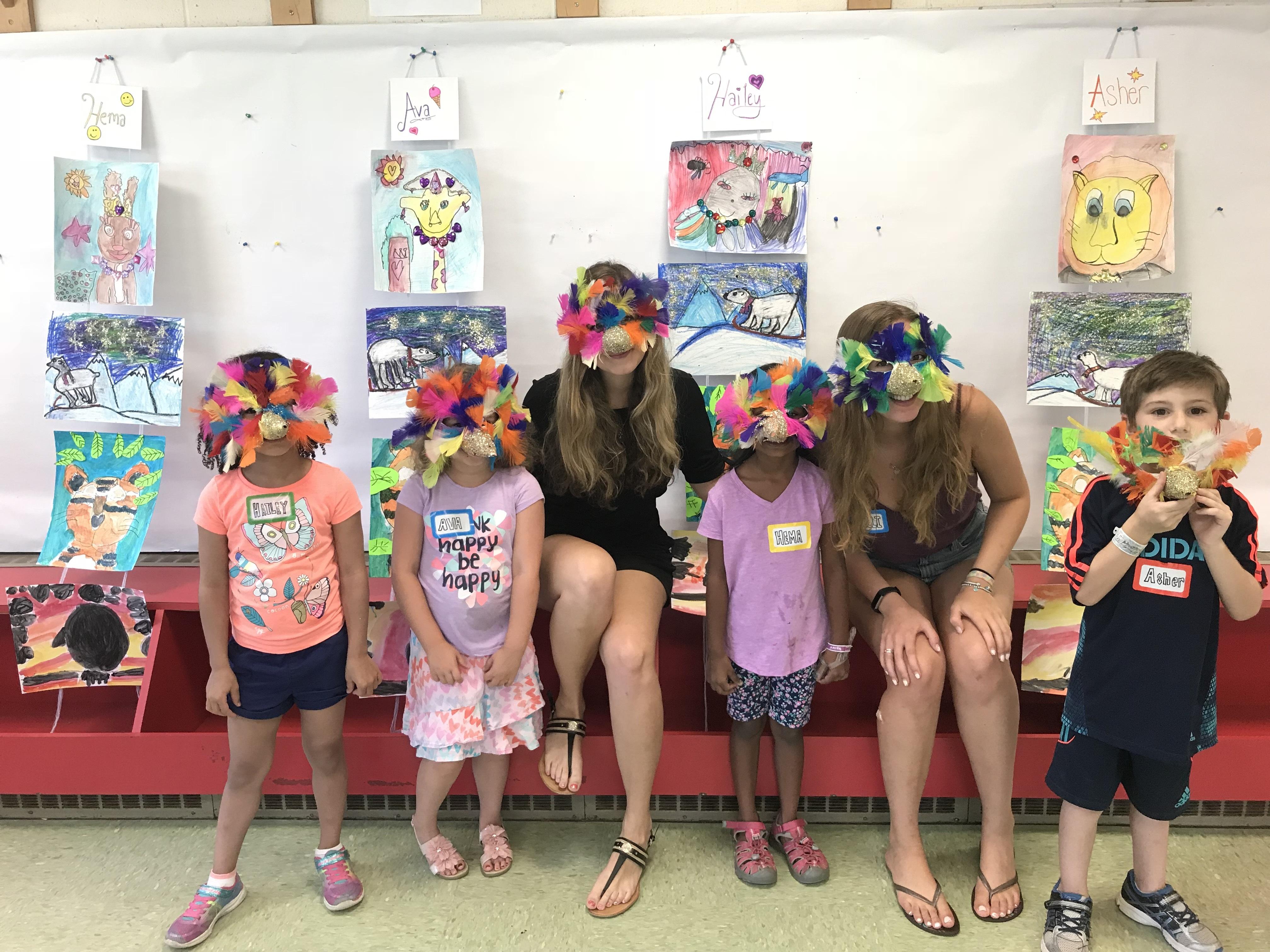 The Art League of Long Island's Summer Art Adventure Moves to Dix Hills
