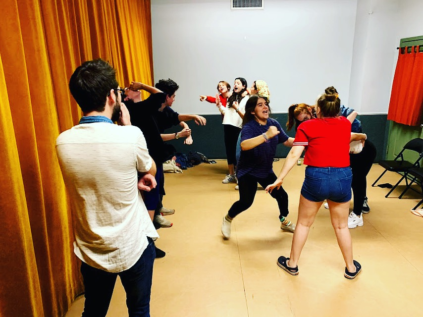New Improv Class Offered for Teens and Kids in Midtown