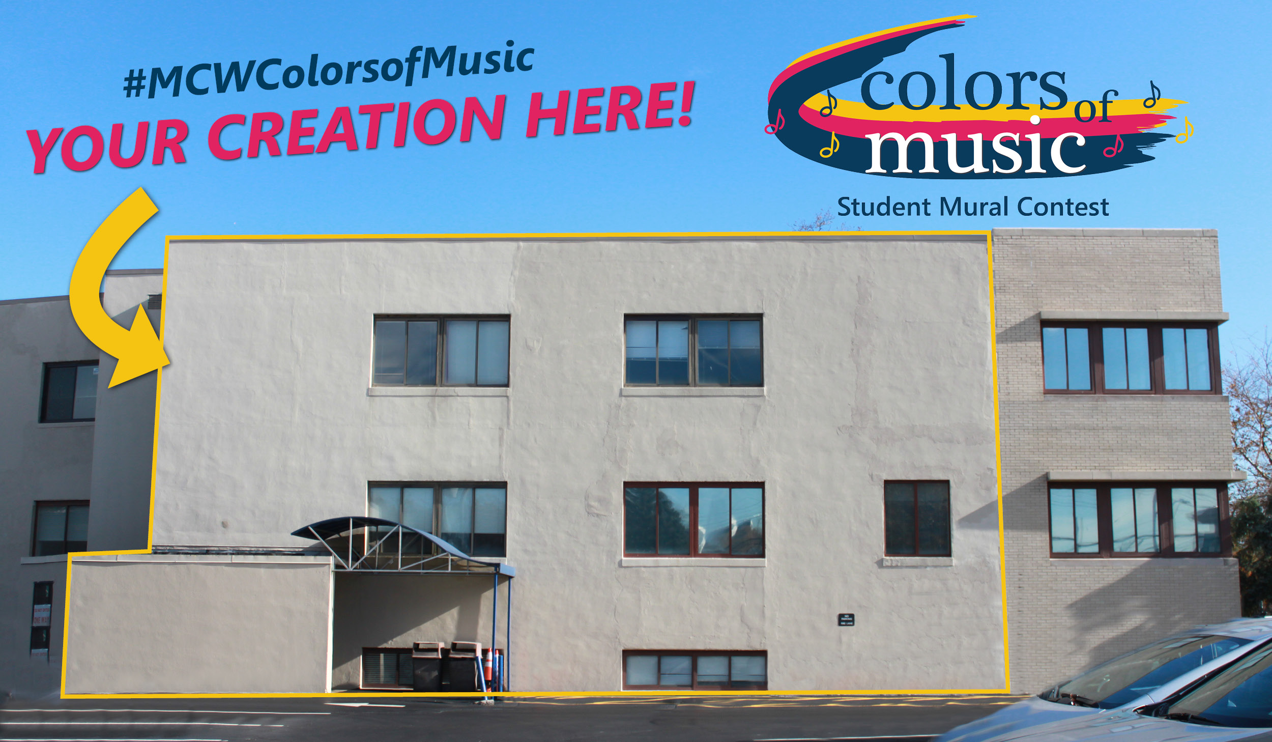Music Conservatory of Westchester's 'Colors of Music' Student Mural Contest Accepting Submissions