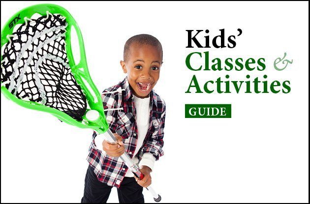 Suffolk Kids' Classes & Activities
