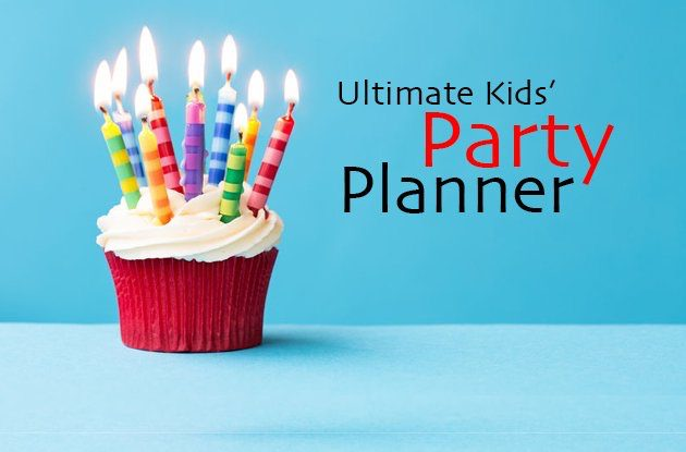 Fairfield Kids' Birthday Party Guide