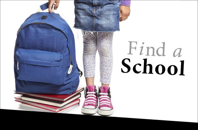 Fairfield Kids' School Finder