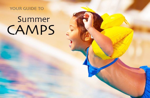 Suffolk Kids' Camps Guide