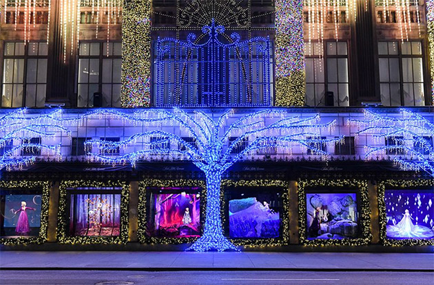 Fifth Avenue Christmas Windows 2020 2020 Holiday Window Displays in NYC | NYMetroParents