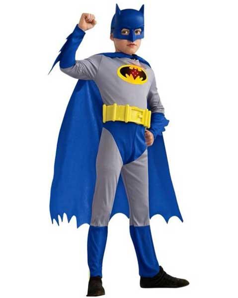 batman halloween costume for kids
