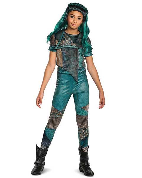 Descendants Uma?Halloween costume for kids