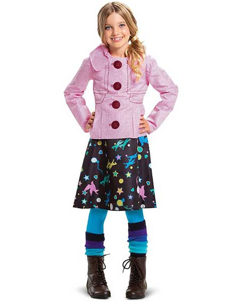 Luna Lovegood Halloween costume for kids