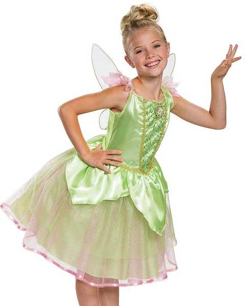 Tinkerbell Halloween costume for kids
