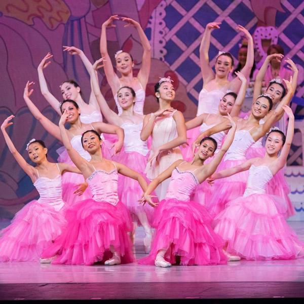 ohman school of ballet