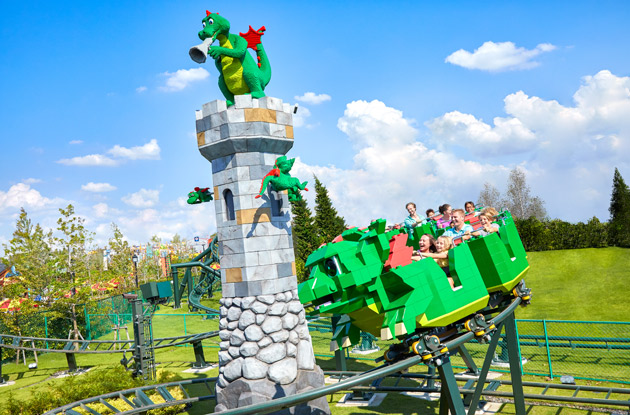 This is How Your Family Could Win Free LEGOLAND NY Resort Tickets