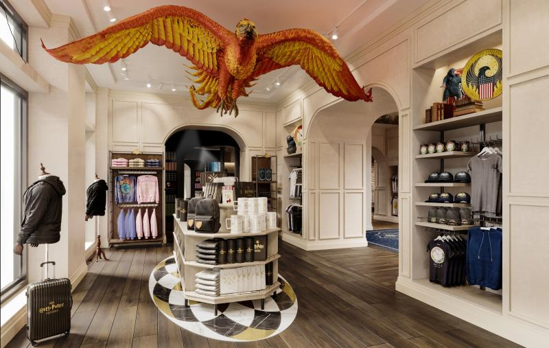 harry potter store