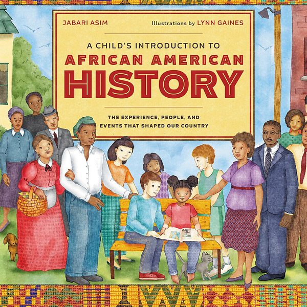 a child's introduction to black history