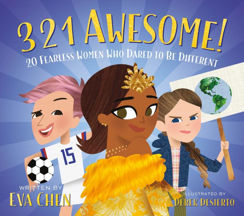 fearless women picture book cover
