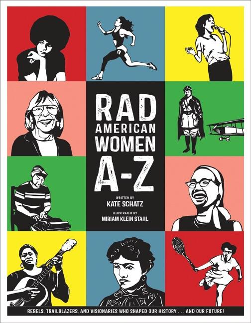 rad american women a-z book cover