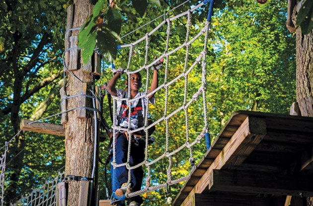 adventure park at long island ropes course