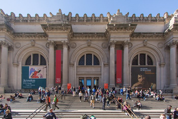 metropolitan museum of art is a kid-friendly museum in manhattan