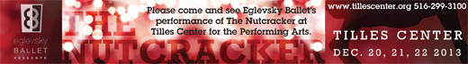 The Nutcracker at Tilles Center