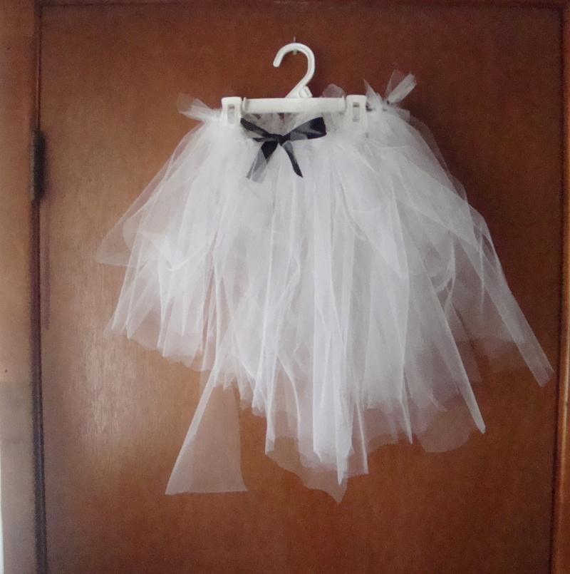 DIY no-sew ballerina tutu