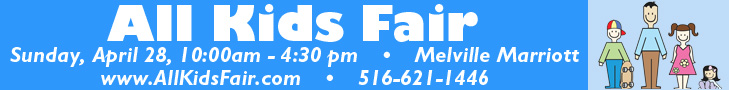 Head to the All Kids Fair and see all Long Island has to offer families.