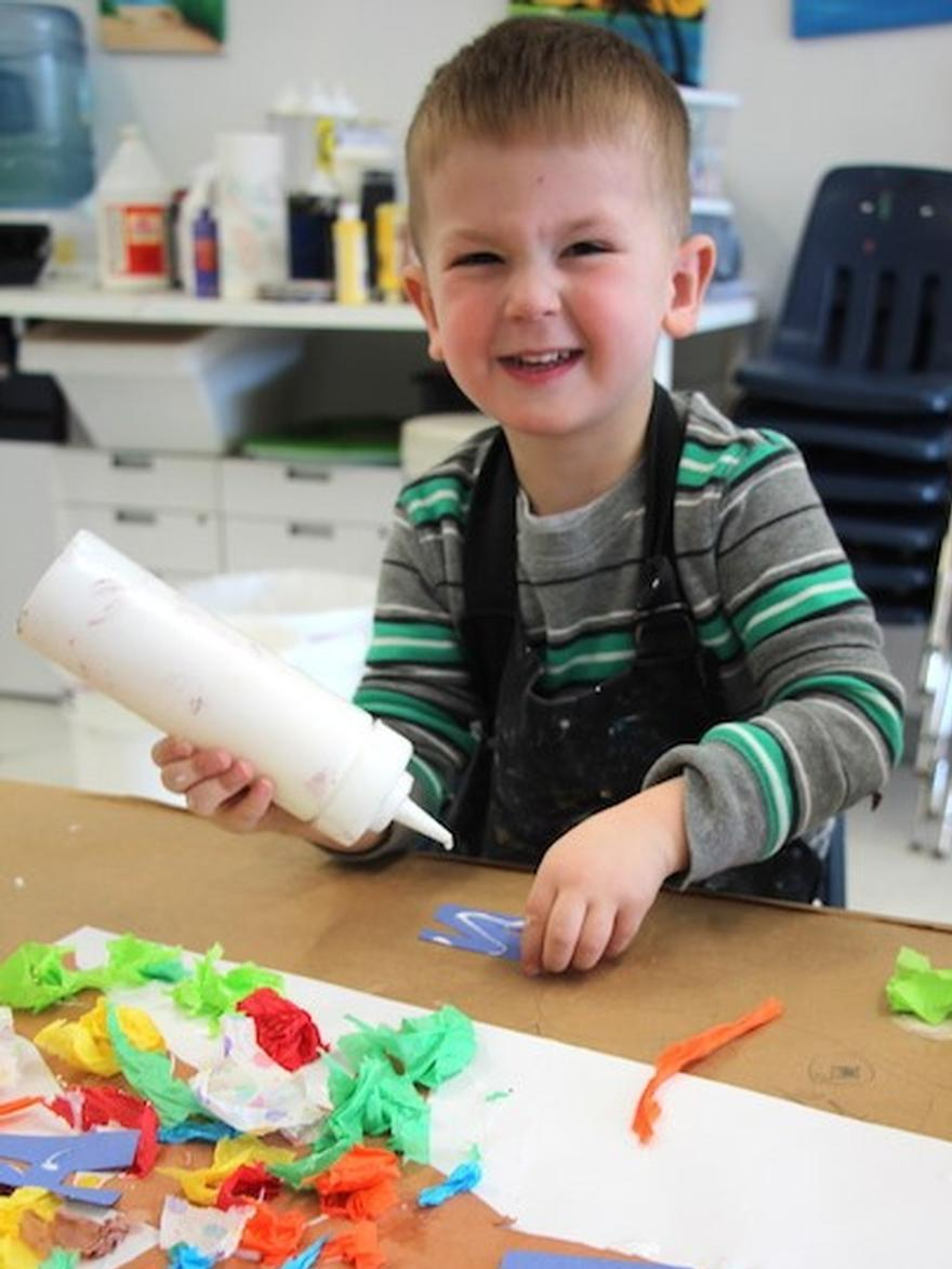 Pre-School Art Classes