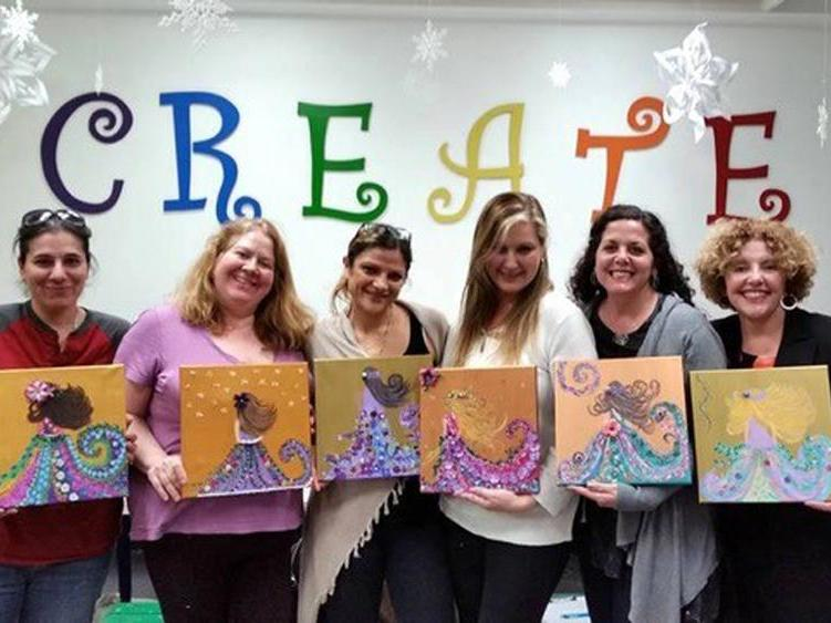 Adult Paint Nights