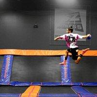 DODGEBALL AT SKYZONE - THERE IS NOTHNG LIKE IT