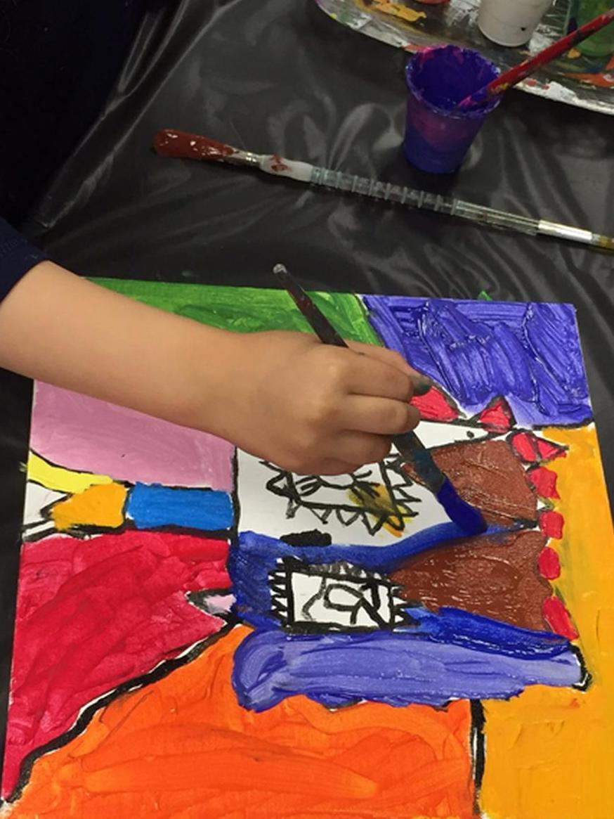 SPECIAL NEEDS ART CLASSES
