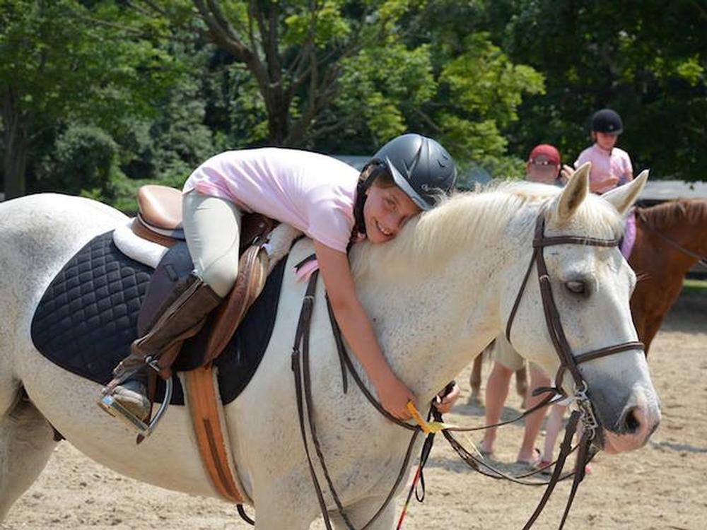 HORSEBACK RIDING PROGRAMS